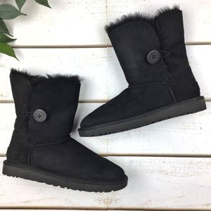 UGG Bailey Button II Split Shaft Fur Winter Boot